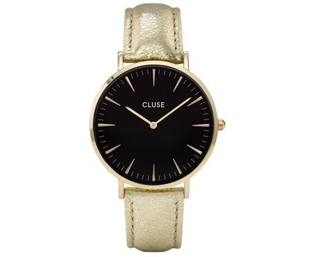 Cluse La Bohème Gold Black/Gold Metallic CL18422
