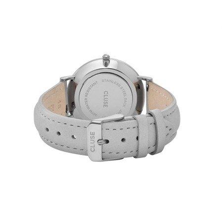 Zegarek damski Cluse La Bohème  Silver White/Grey CL18215