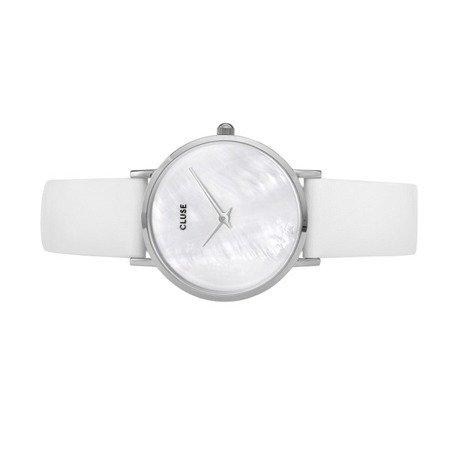 Cluse La Perle Silver White Pearl/White CL30060