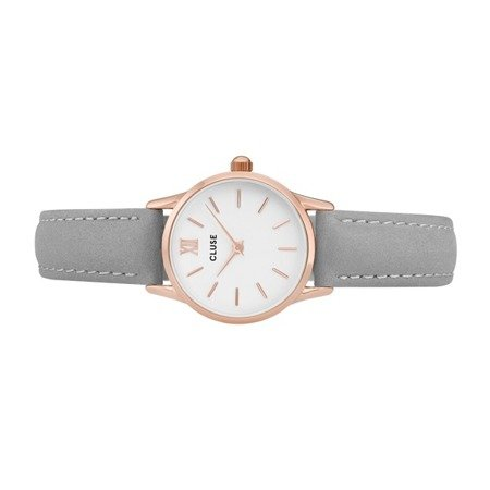 Zegarek damski Cluse La Vedette Rose Gold White/Grey CL50009