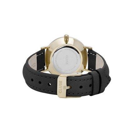 Cluse Minuit Gold White/Black CL30019