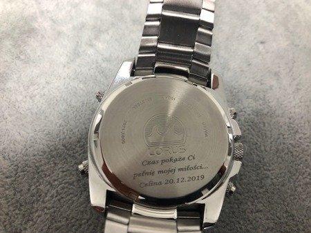 Grawer - grawerowanie zegarka