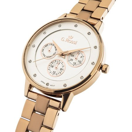 Zegarek damski G.Rossi 11715B-3D3