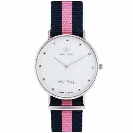 Zegarek damski Gino Rossi 11014A-3F1-D