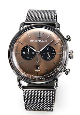 Zegarek męski Emporio Armani AR11141 AVIATOR