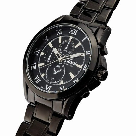 Zegarek męski Gino Rossi 3844B-1A5