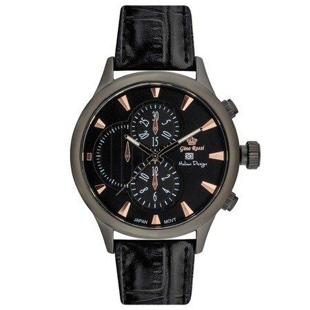 Zegarek męski Gino Rossi 8006A-1A4