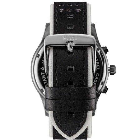 Zegarek męski Gino Rossi Premium S1069A-3A1