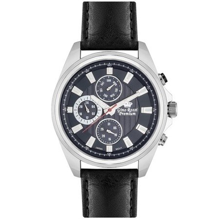 Zegarek męski Gino Rossi Premium S1122A-6A1