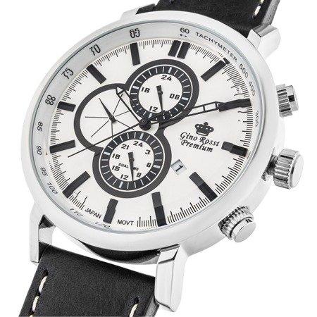 Zegarek męski Gino Rossi Premium S520A-3A1