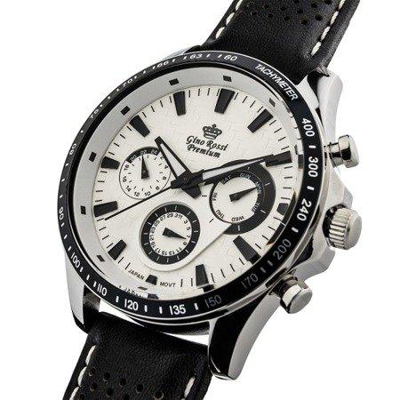 Zegarek męski Gino Rossi Premium S523A-3A1