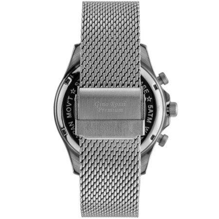 Zegarek męski Gino Rossi Premium S523B-1C1