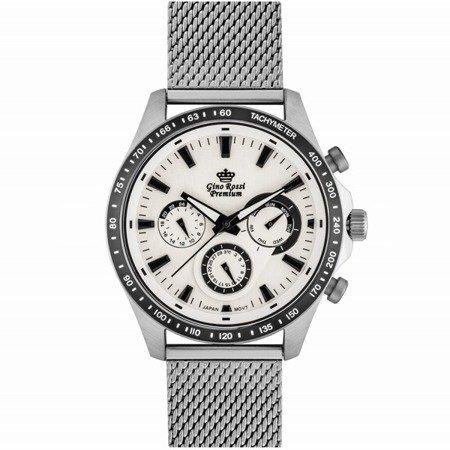 Zegarek męski Gino Rossi Premium S523B-3C1