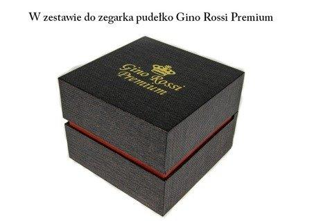 Zegarek męski Gino Rossi Premium S8886A-4B1