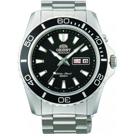 Zegarek męski Orient Automatic Diving Sports FEM75001BW Mako